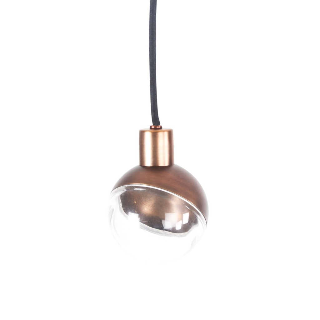 101 Copenhagen Arc Bulb Pendant - Bronze