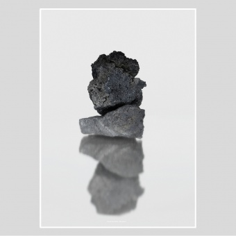 Kristina Dam Studio Poster Lava Rock