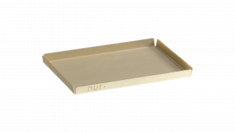 Nur Tray Brass Medium