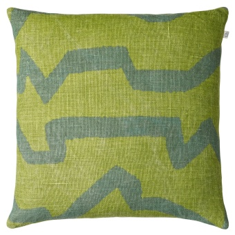 Chhatwal & Jonsson Kudde Leya Linen Cactus Green