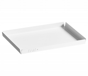 Nur Tray White Medium