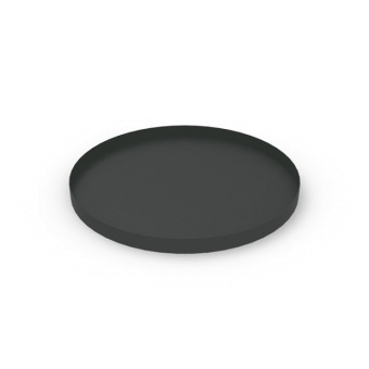 Cooee Tray Circle Black