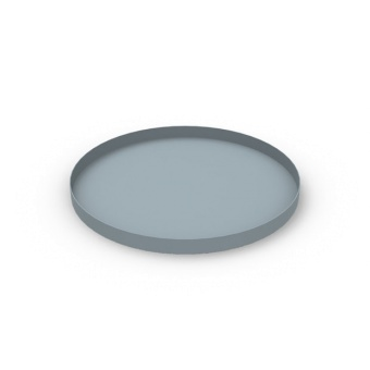 Cooee Tray Circle Dusty Blue