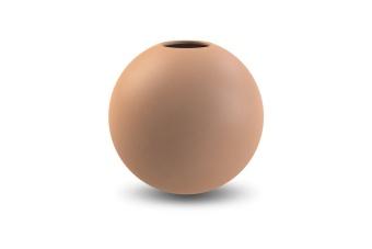 Cooee Ball Vase Cafe au lait 20 cm
