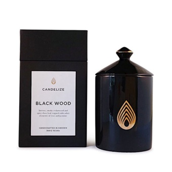 Candelize Doftljus Black Wood