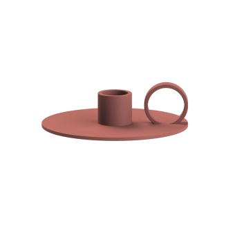 Cooee Candlestick Loop Rust