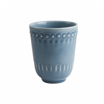 Pottery Jo Mugg Daisy Dusty Blue