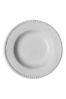 Pottery Jo Daria Djup Tallrik 26 cm White