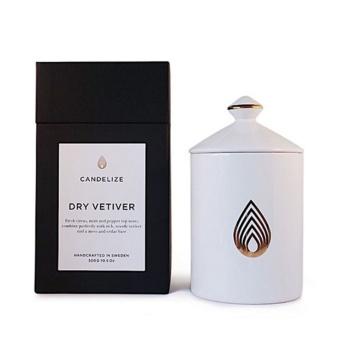 Candelize Doftljus Dry Vetiver