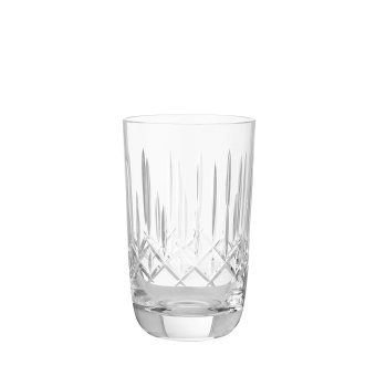 Louise Roe Kristall Glas Hög