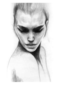 Anna Bülow Face 1 Poster