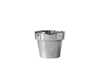 Skultuna Herb Pot Silver