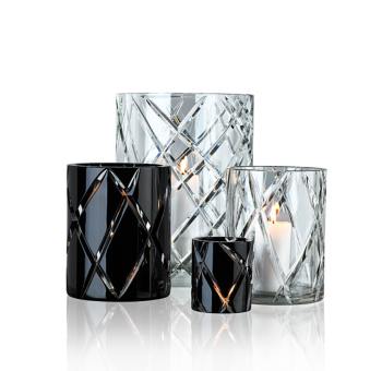 Skogsberg & Smart Hurricane Crystal Collection Black