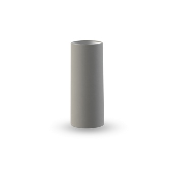 Cooee Tube Vase Grey