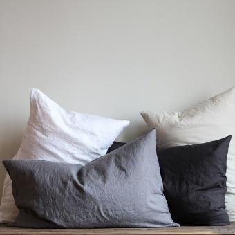 Tell Me More Pillowcase 60x90 Linne