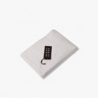Dirty Linen Lakan Bottom White Bomullspercale