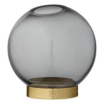 AYTM Globe Mini Vas Grå