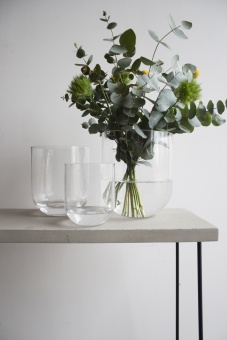 DBKD Simple Glass Vase
