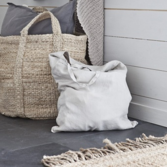 Tell Me More Linen Bag