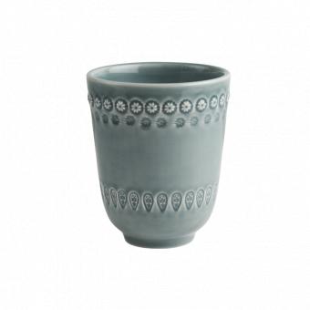 Pottery Jo Mugg Daisy Cement