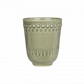 Pottery Jo Mugg Daisy Army