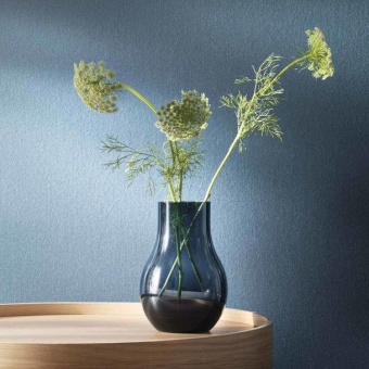 Georg Jensen Cafu Vas Glas Medium
