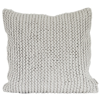 Tell Me More Rope Kuddfodral Offwhite 60x60