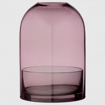 AYTM Tota Glas Lantern Rose