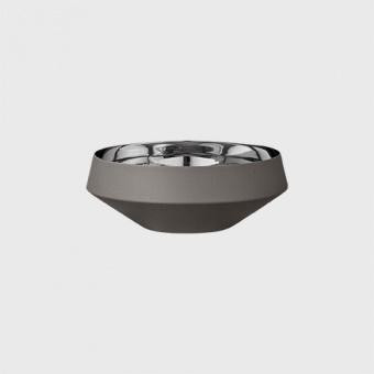 AYTM skål Lucea mörkgrå/stål