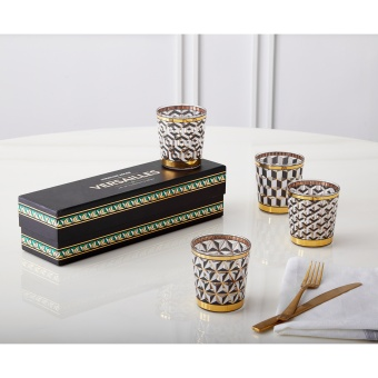 Jonathan Adler Versailles Glassware Set