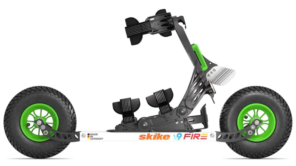 SKIKE V9 FIRE 200