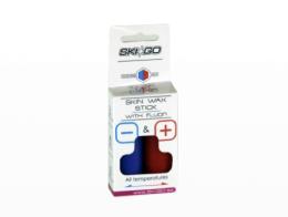 Skigo Skin Wax Stick Flour