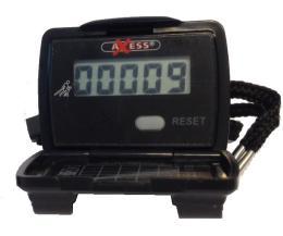 Axess Stegräknare