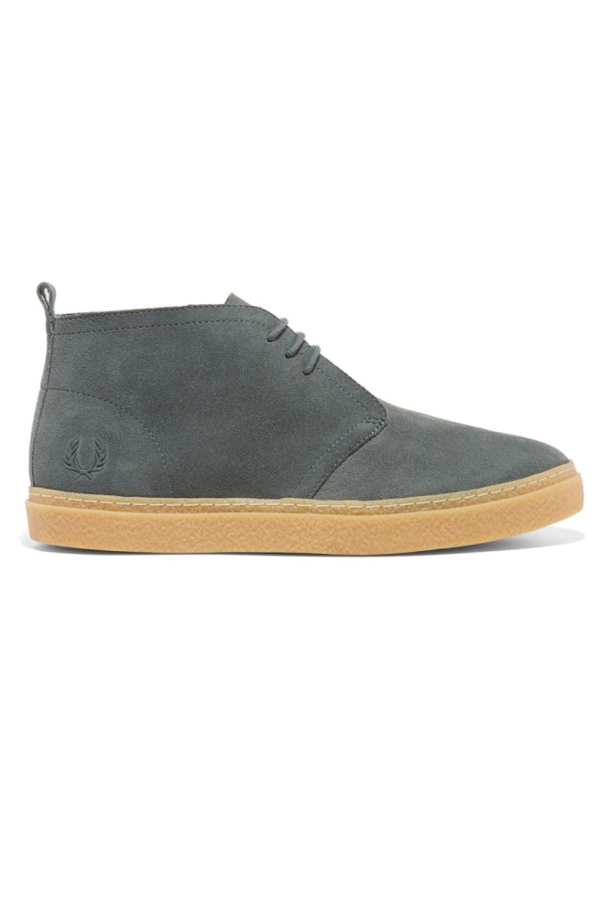 Hawley mid suede airforce