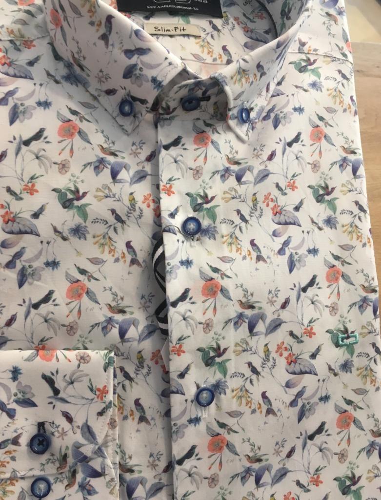 Carlos Cordoba Shirt ML51218