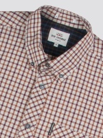 House check shirt port
