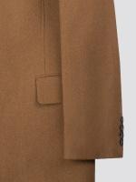 Tailored Crombie Coat