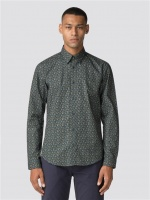 LS MULTICoLouR SHiRT Forest
