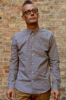 Parquet Geo shirt