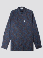 Archive shirt blue