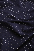 Cecil Dress Little Dots nuit blue