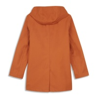 Lucy Summer Duffle Coat ginger
