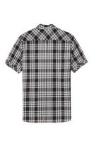 S/S tartan shirt