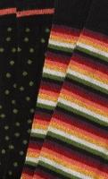 Socks 2-Pack Daydream black