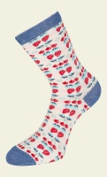 Socks 2-Pack Strawberry