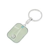Vespa front nyckelring - grön