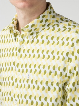 Long Sleeve Hove Archive Shirt