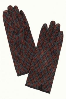 Argyle Handske