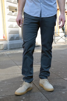 chinos T926 charcoal