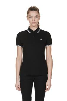 Twin tipped shirt black